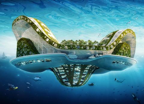 города будущего4
