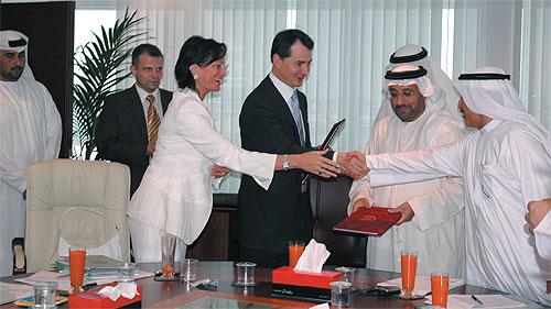 деловые арабы