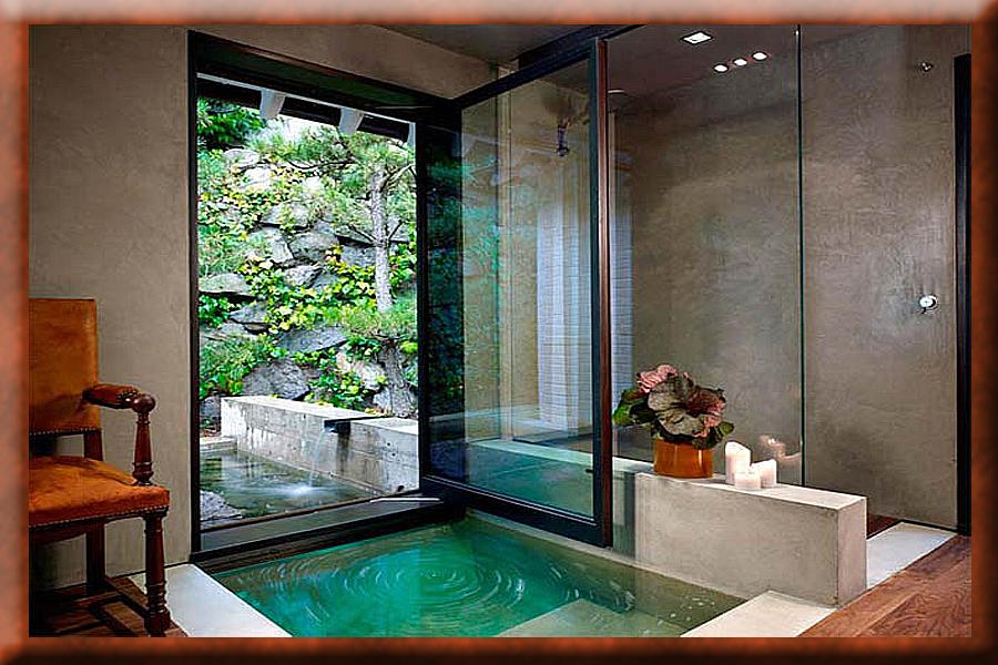 необычная ванная6!