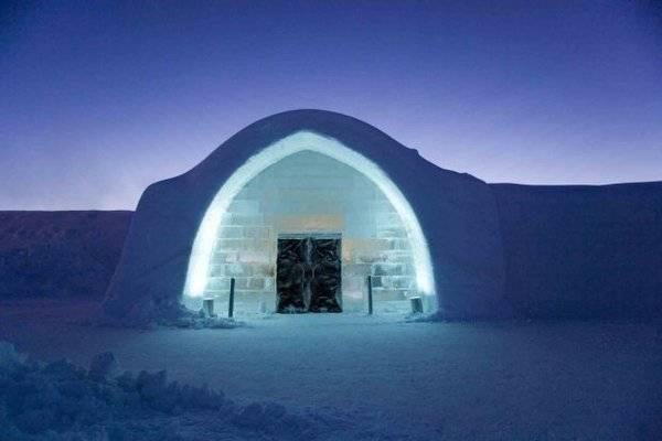 ледяной отель2