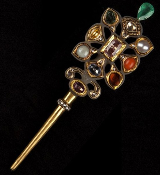 Наваратна - астрологический талисман, Наваграха-янтра и самое популярное индийское украшение: world_jewellery
