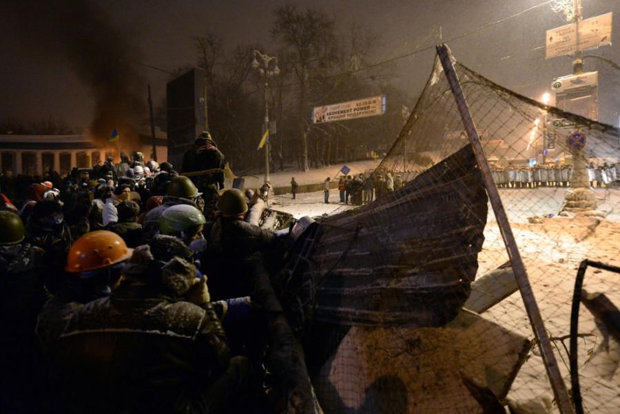 Сегодня на Украине начнется гражданская война kiev_boi_008