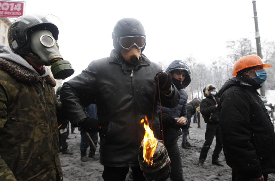 Сегодня на Украине начнется гражданская война kiev_boi_007
