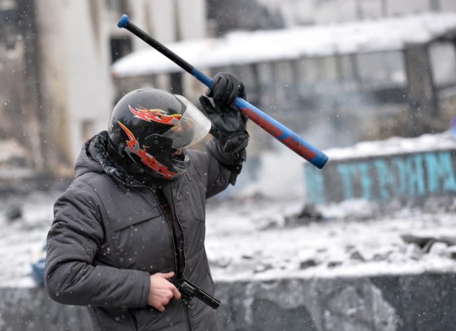 На украине начнется гражданская война