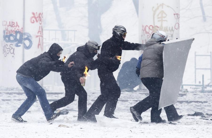 Сегодня на Украине начнется гражданская война kiev_boi_003