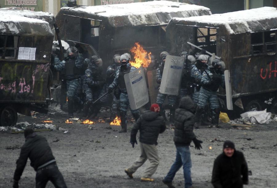Сегодня на Украине начнется гражданская война kiev_boi_002