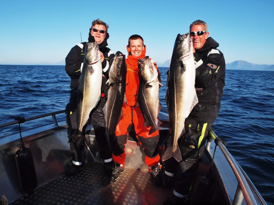 города в норвегии для рыбалки