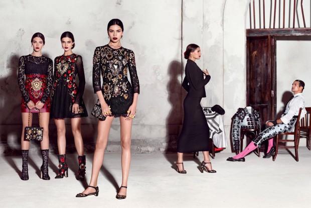 Dolce-Gabbana-Spring-Summer-2015-Womenswear-01-620x414