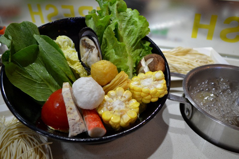 Еда в Китае. Хого или китайский самовар.