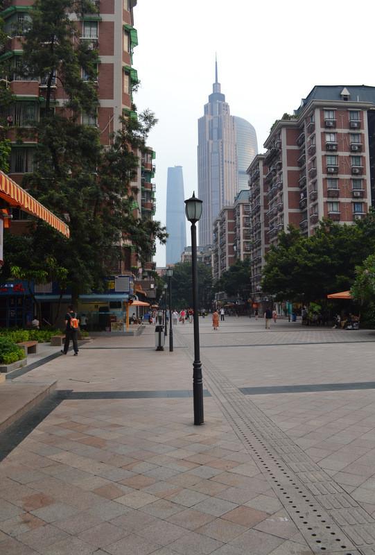 Прогулка по Гуанчжоу. Интересные места.
