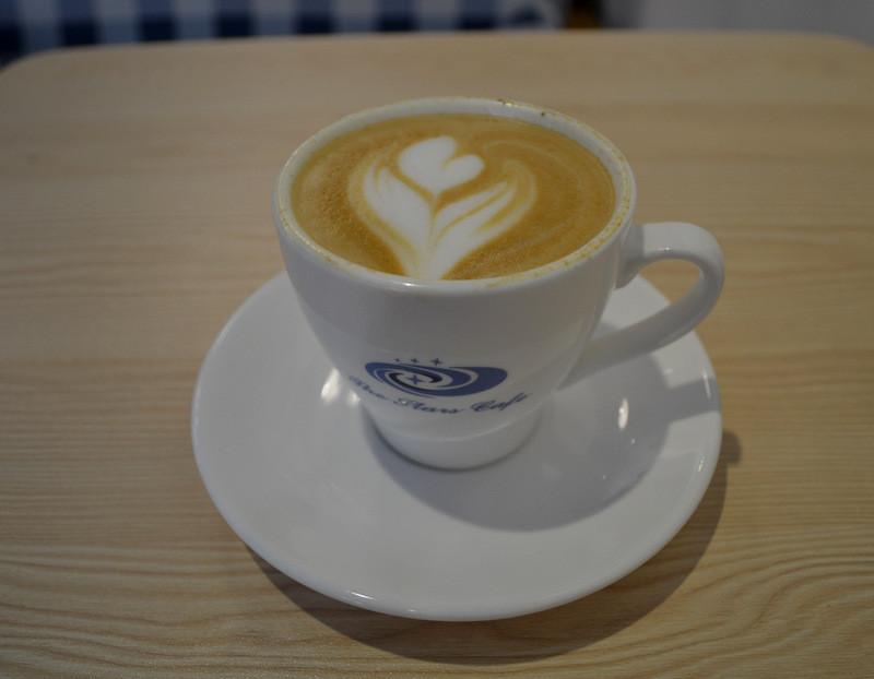 Где выпить вкусный кофе в Гуанчжоу