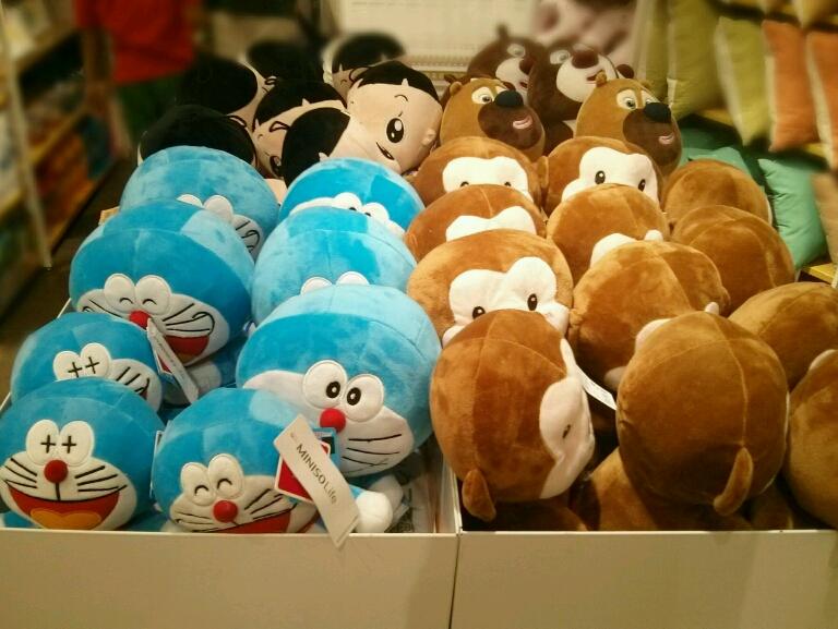 Miniso Japan -  магазин качественных и недорогих вещей.