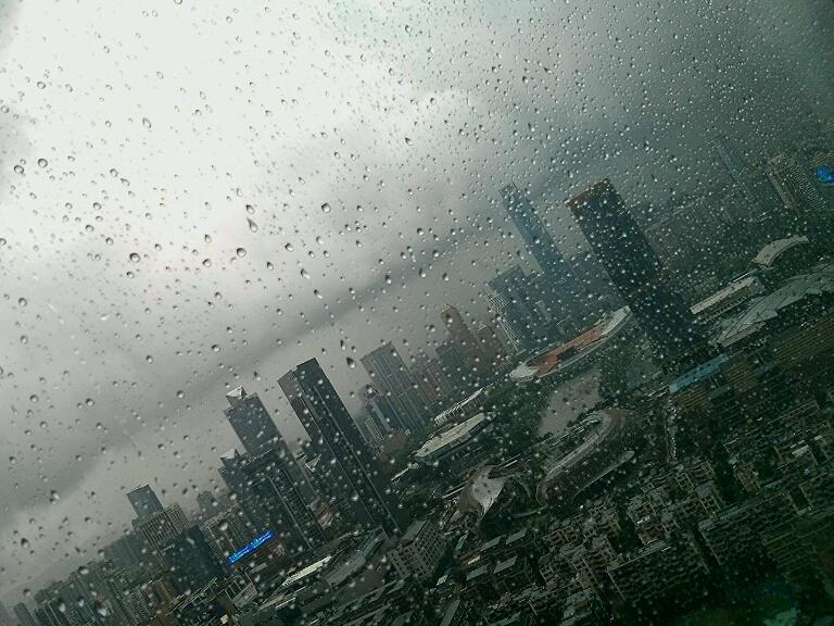 Осень в Гуанчжоу