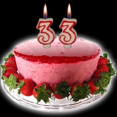Поздравление с днем рождения 33 года для мамы