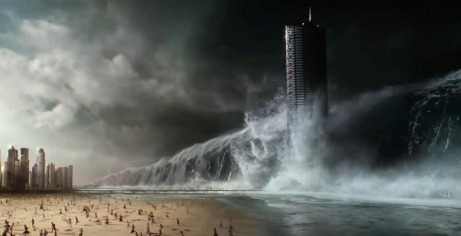 Катастрофа воды секс