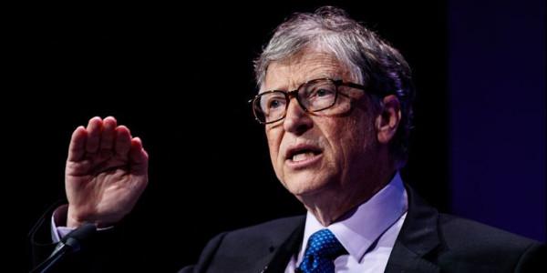 ИХ ПЛАНЫ.... Билл Гейтс: приближается болезнь, которая способна убить 30 миллионов за 6 месяцев