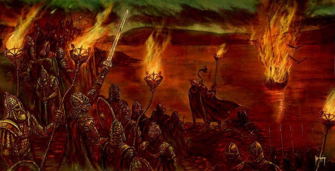 в чем смысл жизни в язычестве викингов потому следует осмотреть