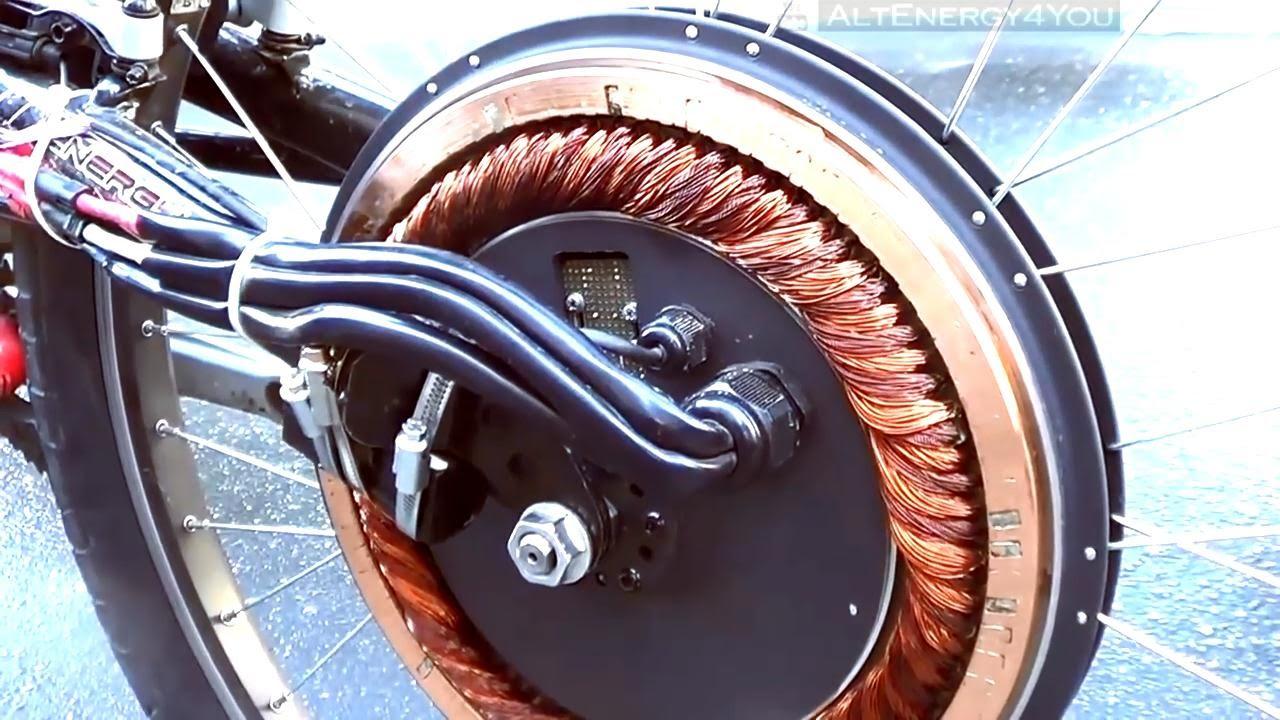 Электроколесо на автомобиль своими руками