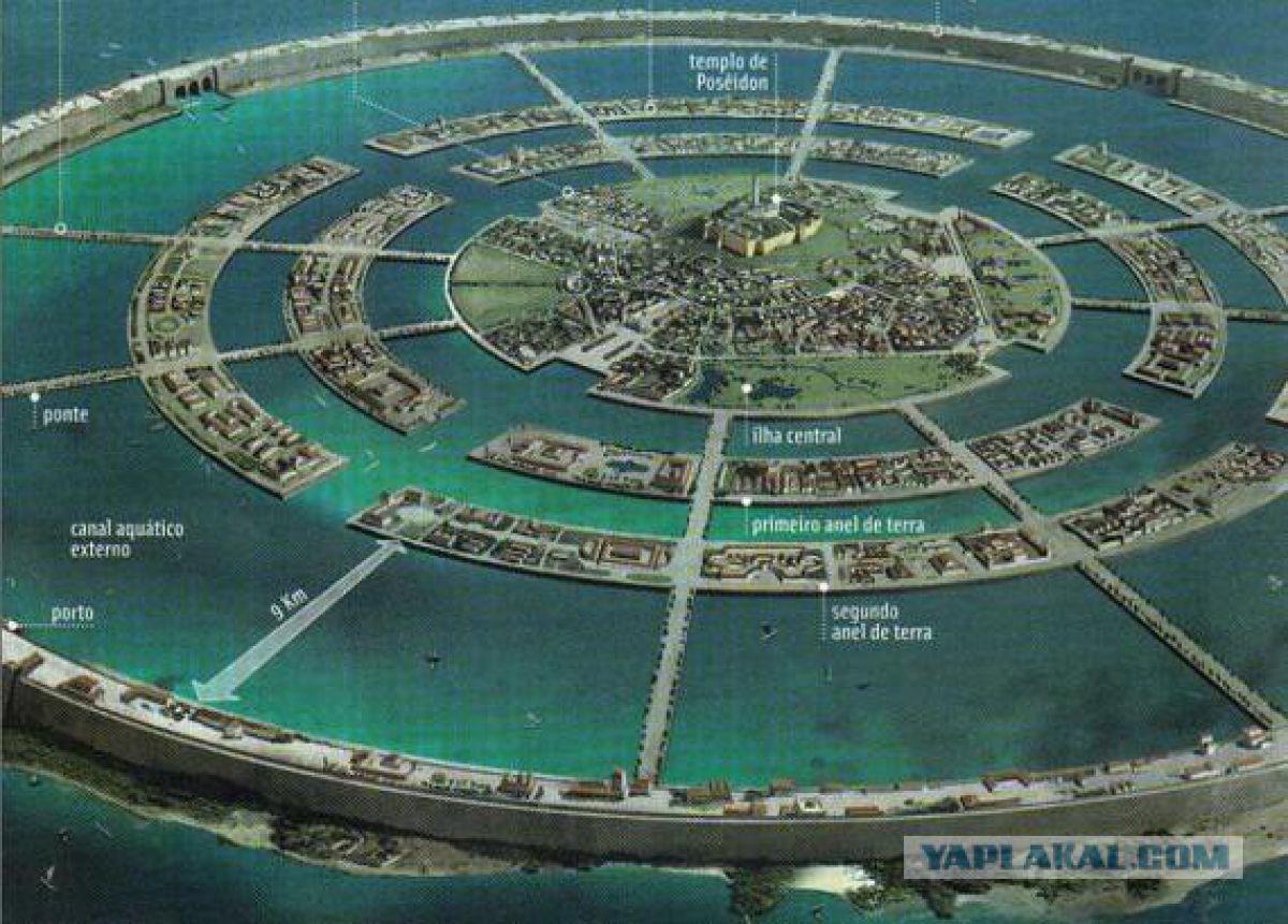 atlantis the lost civilization
