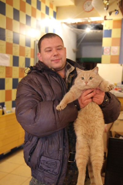Врач и кот