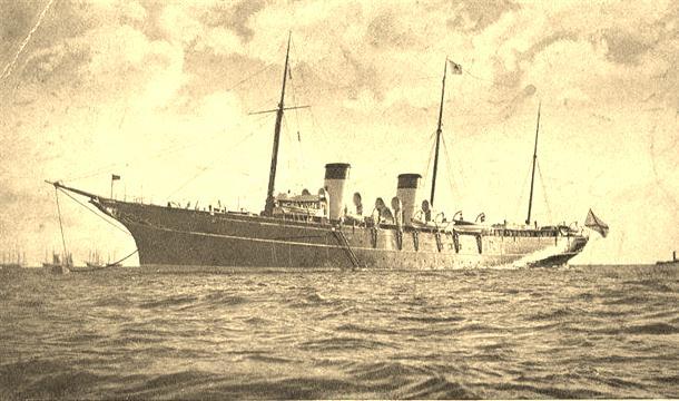 Яхта Ф