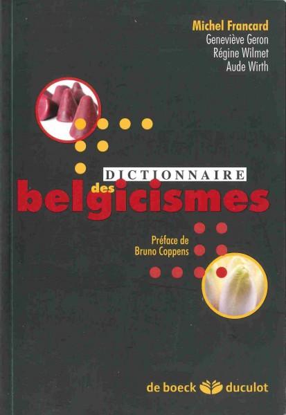 BELGICISMES