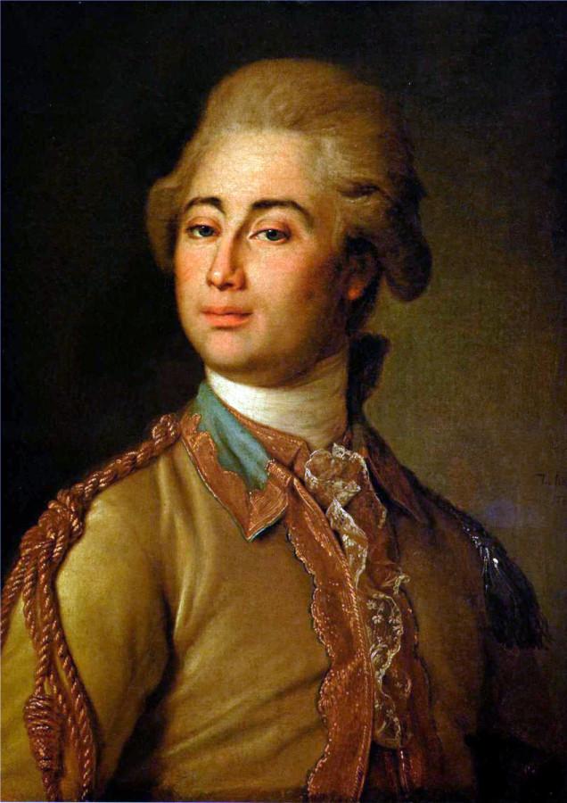 Ланской Александр Дмитриевич. 1780