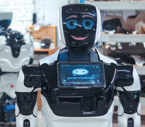 Российский робот обучит норвежских детей