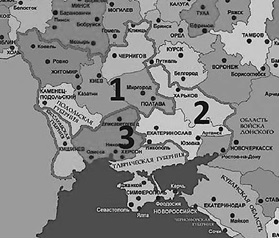 Совреспублики на начало 1918