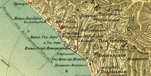 Карта Лоо