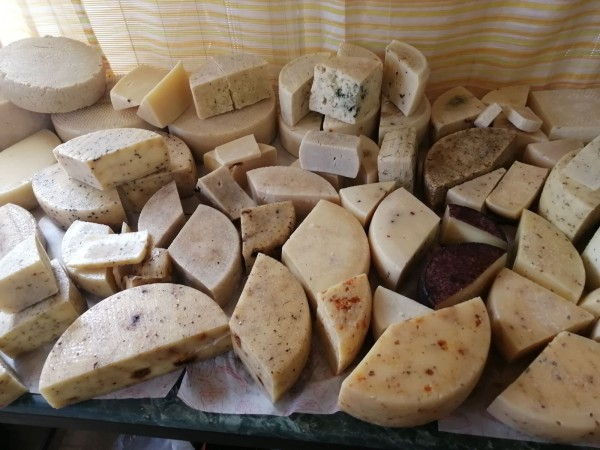 сырное изобилие