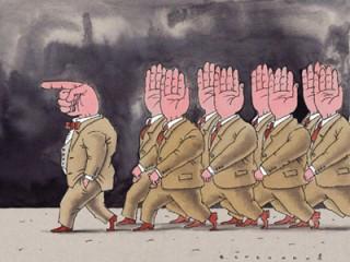 кризис-диктатура