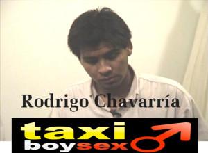RODRIGO CHAVARRÍA TAXIBOY