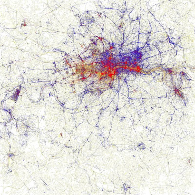 Улицы Лондона, пользующиеся популярностью у туристов и местных жителей