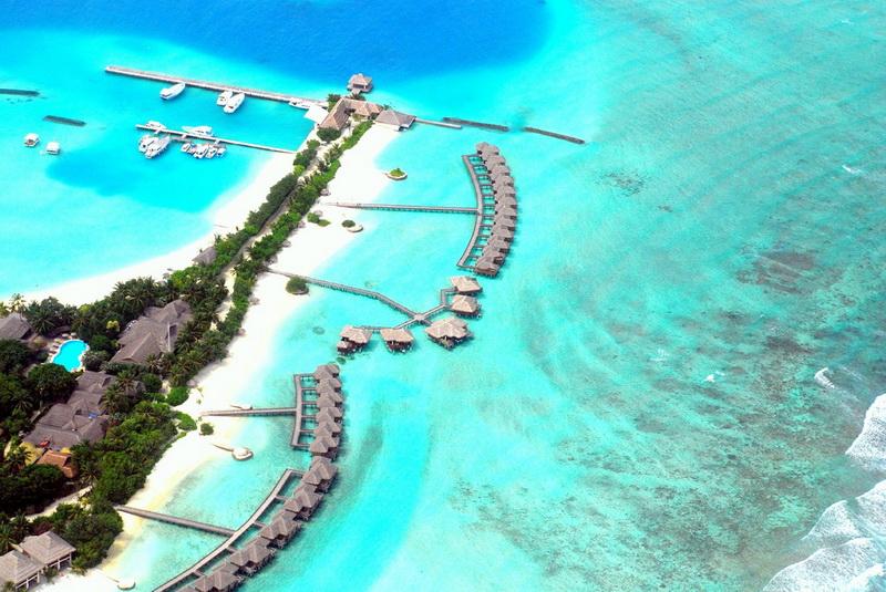 Исчезающие Мальдивские острова