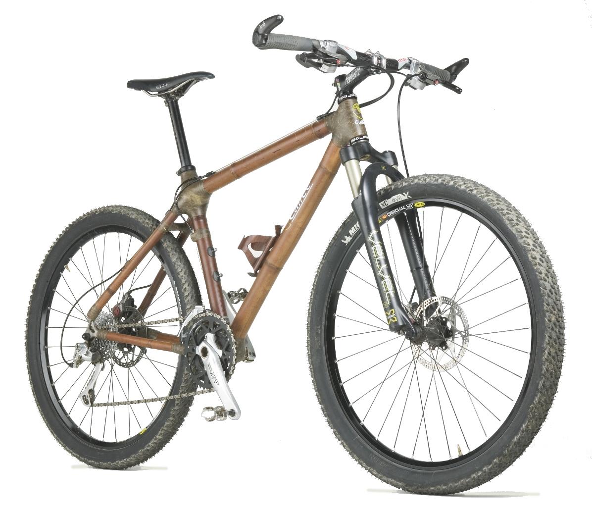 бамбуковые велосипеды