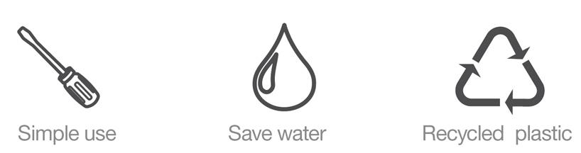 водосбережение дома