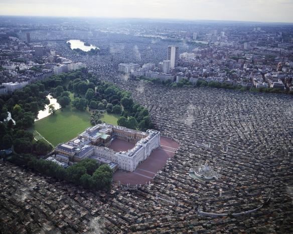 Buckingham Palace Shanty