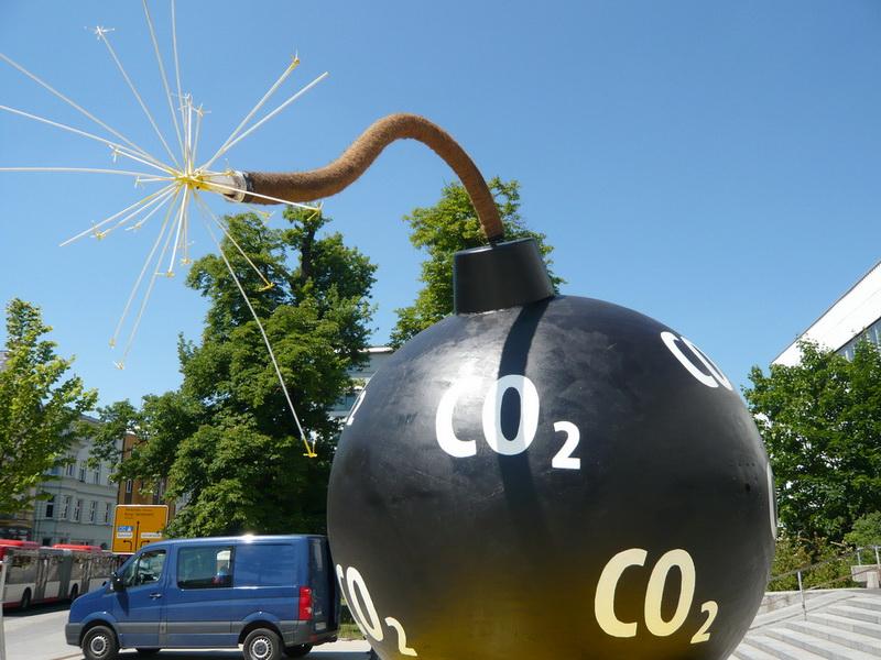 Углекислый газ - бомба замедленного действия