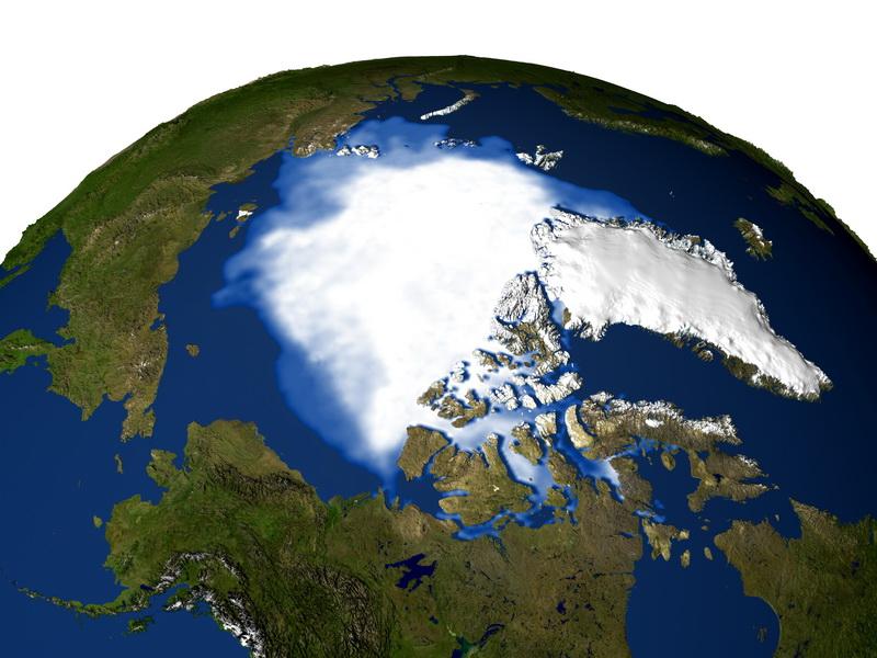 Арктический ледовый щит