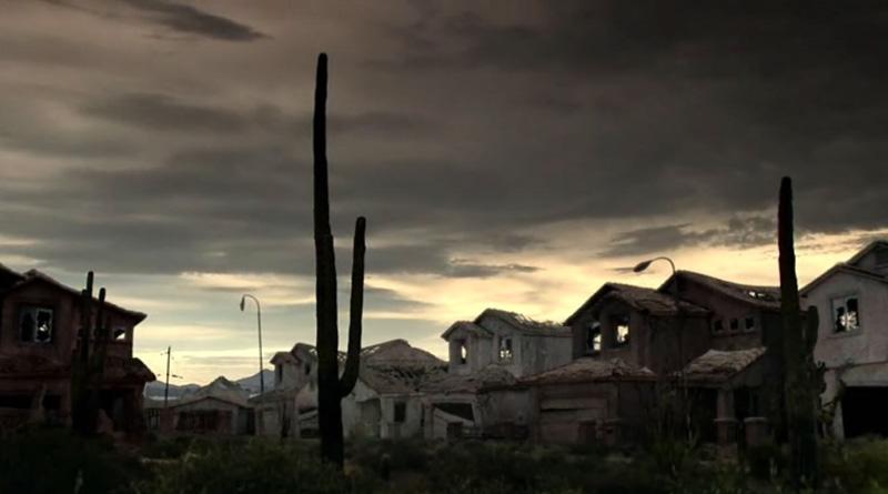Развалины Лос-Анджелеса