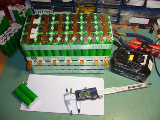 Аккумуляторы для электровелосипедов своими руками