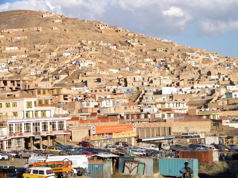 Афганистан и загрязение воздуха