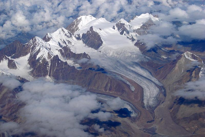 Исчезающие ледники Гималаев