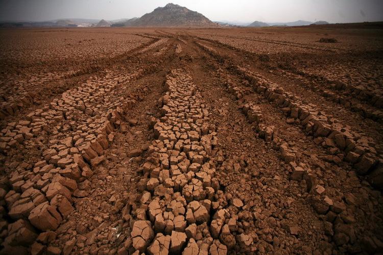 Засуха в китайской провинции Юньнань