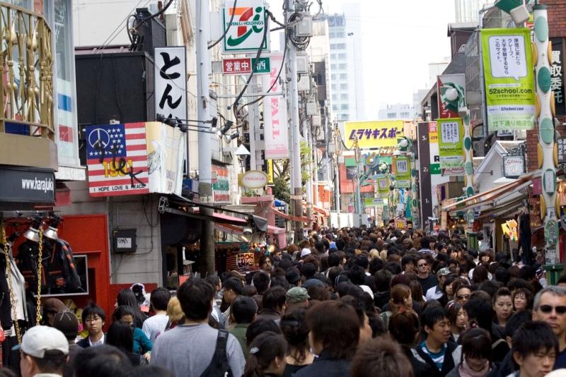 Численность населения Земли достигла 7 миллиардов