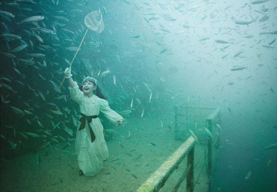 Жизнь на дне моря