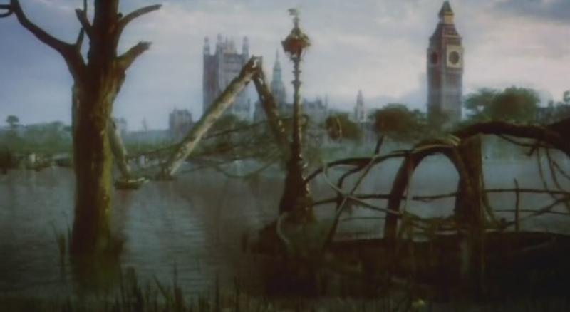 Развалины Лондона