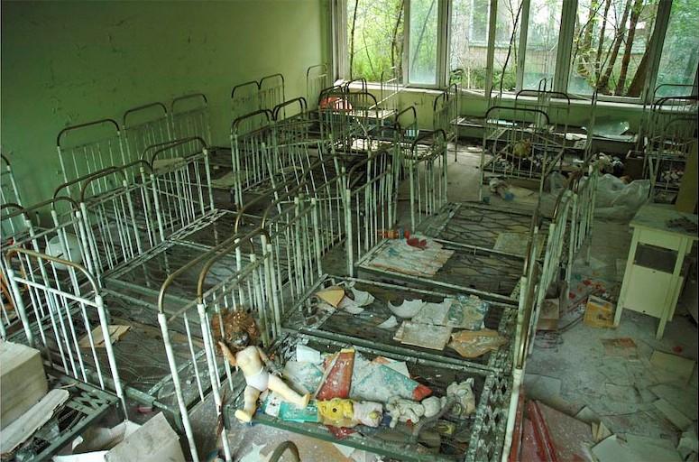 Детский сад в Припяти