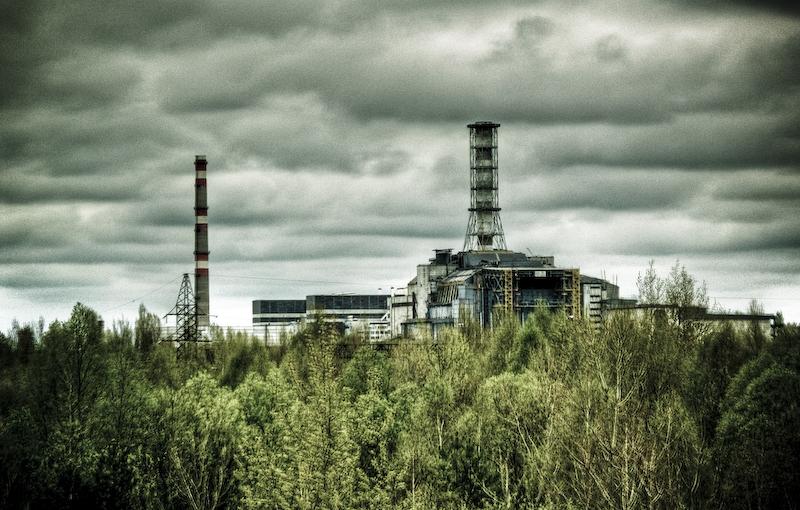 Чернобыльская АЭС - виновник экологической катастрофы